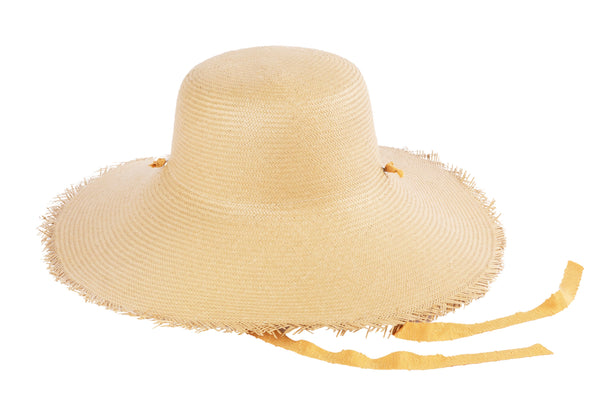 Oceanic Hat in Camel - CLYDE