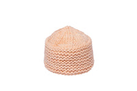 Knit Cossack in Peach - CLYDE