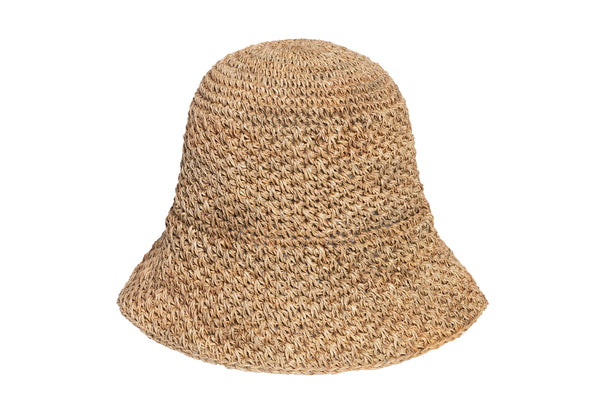 Opia Hat in Seagrass Straw - CLYDE