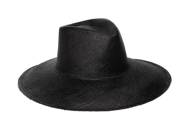 Caro Hat in Black - CLYDE