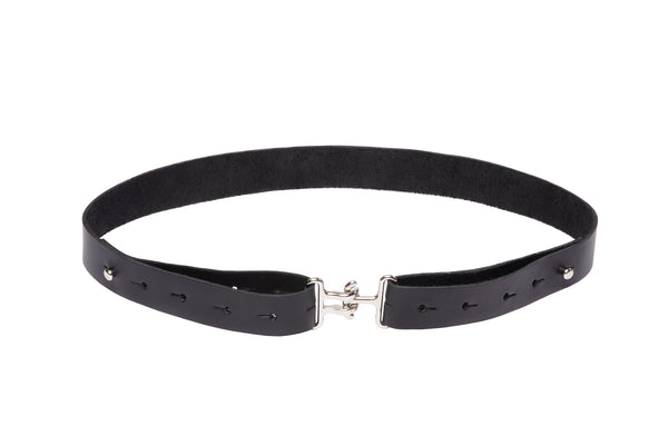 Link Belt in Black - CLYDE