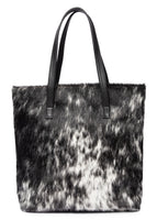 Lucid Tote in Cow - CLYDE
