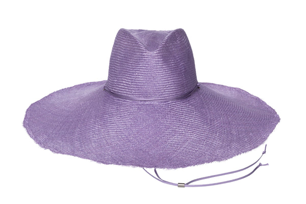 Poppy Hat in Lilac - CLYDE