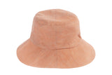 Bucket Hat in Cardinal Melange - CLYDE