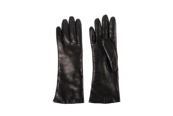 Classic Gloves in Black - CLYDE