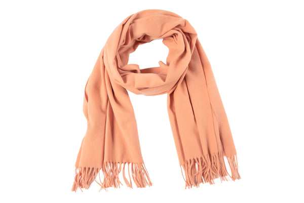 Albion Scarf in Peach - CLYDE