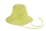 Fisherman Hat in Chartreuse