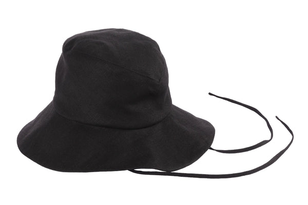 Fisherman Hat in Black - CLYDE