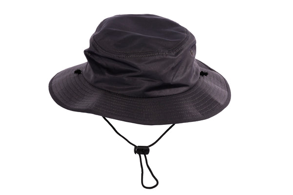 Water Resistant Trail Hat in Pewter