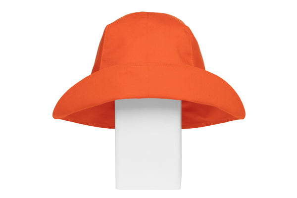 Sunbeam Hat in Aperol - CLYDE