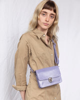 Delta Waist Bag in Lilac - CLYDE
