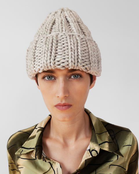 Fold Hat in Polar - CLYDE