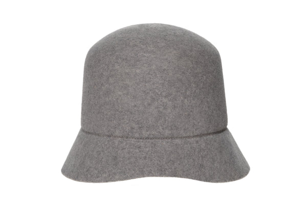 Batta Hat in Heather Wool - CLYDE