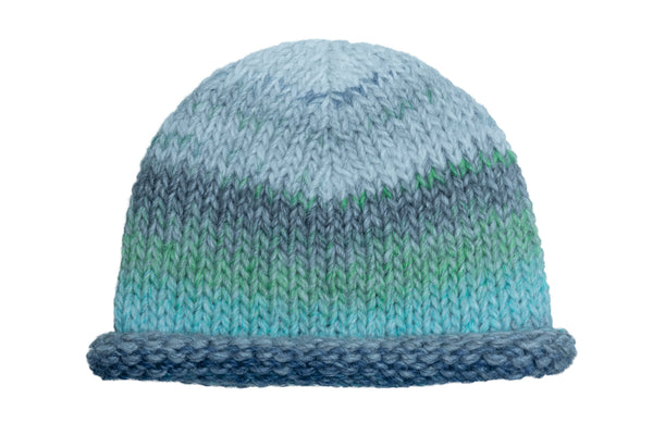 Tommy Hat in Grey | Green | Blue - CLYDE