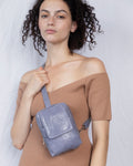 Chest Pouch in Lilac - CLYDE