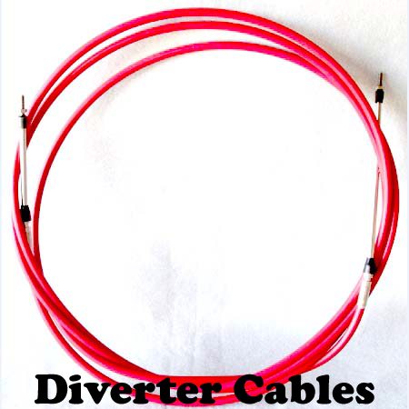 Place Diverter Cables