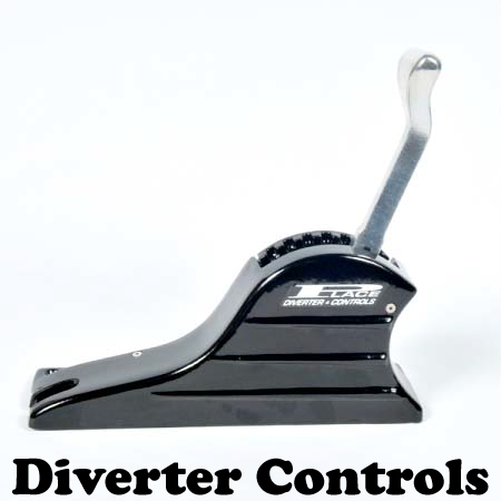 Place Diverter Controls