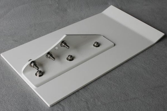 Place Diverter Droop Ride Plate and Bracket - SoCal Jet Boats