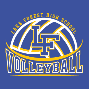 Lake Forest Volleyball - Available 3/9/20 - 4/15/20