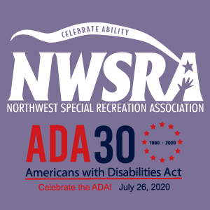 NWSRA CELEBRATES THE ADA  Available 6/22/2020 - 7/31/2020