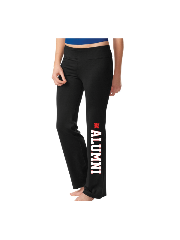 SAINT VIATOR ALUMNI LADIES YOGA PANTS