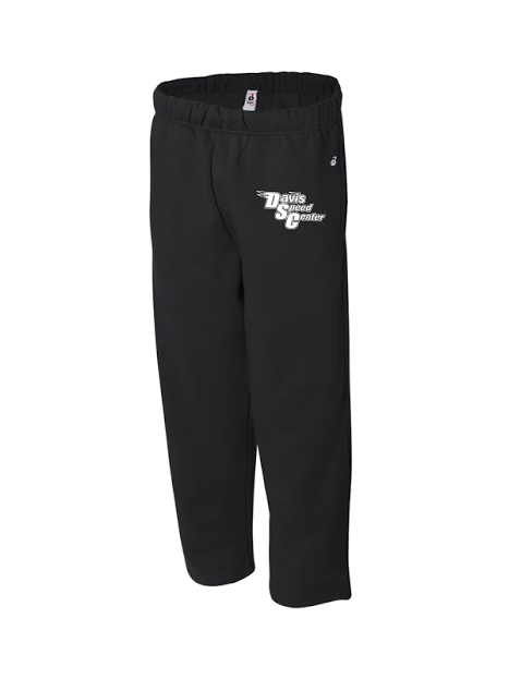 DAVIS SPEED COTTON BLEND SWEATPANTS