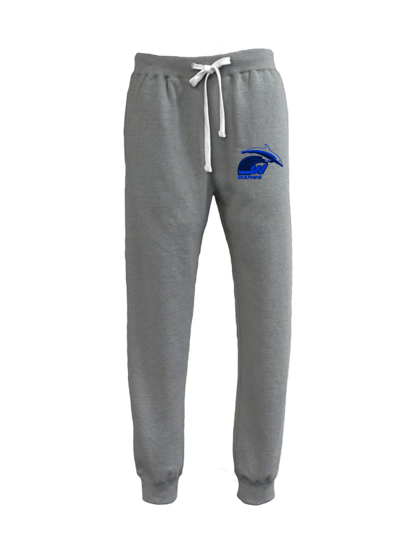 Woodstock Dolphins Youth and Adult Throwback Jogger