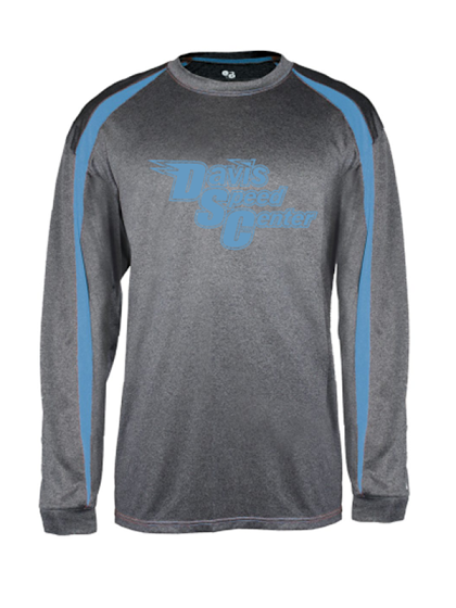 Davis Speed Fusion Long Sleeve Tee