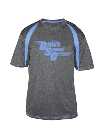 Davis Speed Fusion Short Sleeve Tee