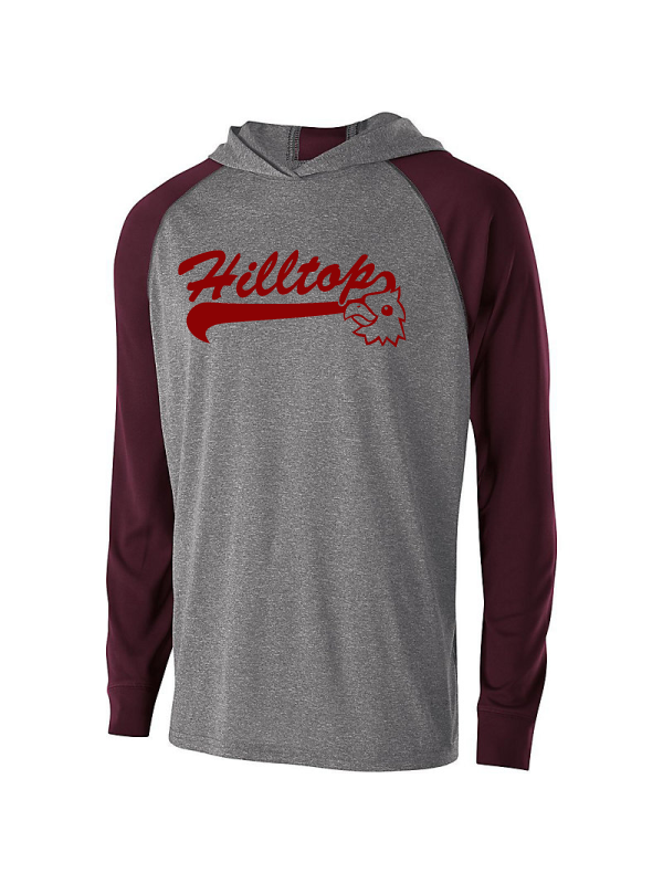 Hilltop Youth & Adult Unisex Performance Hoodie