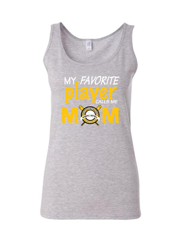 "LITHYAA ""Mom"" Tank"