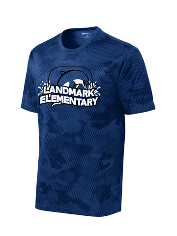Landmark Youth and Adult Digi Camo Tee