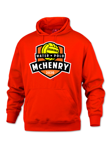 MCHS Water Polo Performance Hoodie
