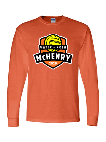 MCHS Water Polo DryBlend Long Sleeve Tee
