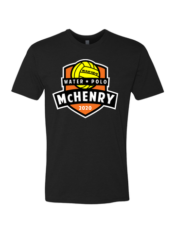 MCHS Water Polo Blended Tee