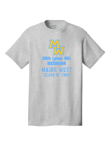Maine West 50th Reunion Men's Tee