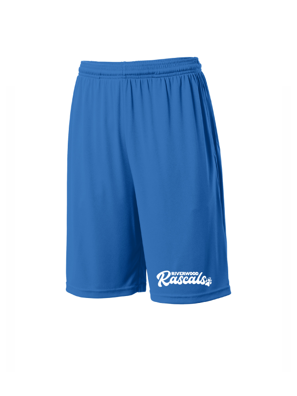 Riverwood Youth & Adult Competitor Pocketed Shorts