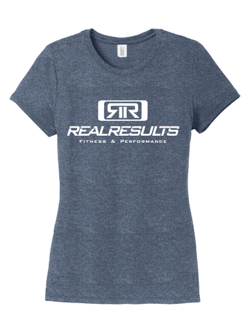 Real Results Women's Triblend Tee