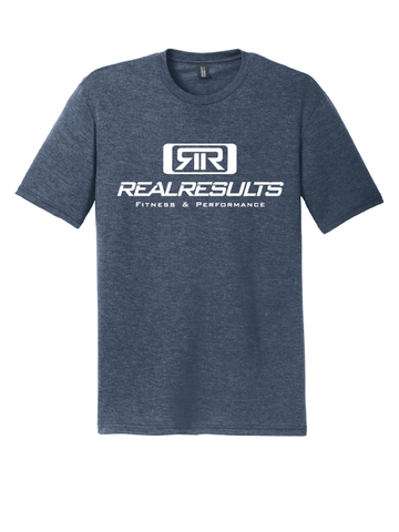 Real Results Men's Triblend Tee