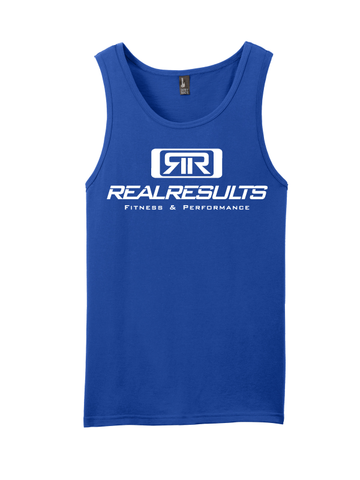 Real Results Unisex Tank