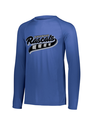 Riverwood Youth & Adult Long Sleeve Performance Tee