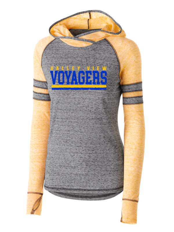 Valley View Adult Ladies Lightweight Hoodie