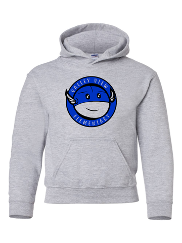 Valley View Youth Heavy Blend Hoodie