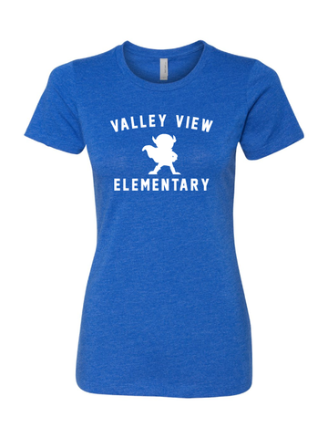 Valley View Ladies Blended Tee