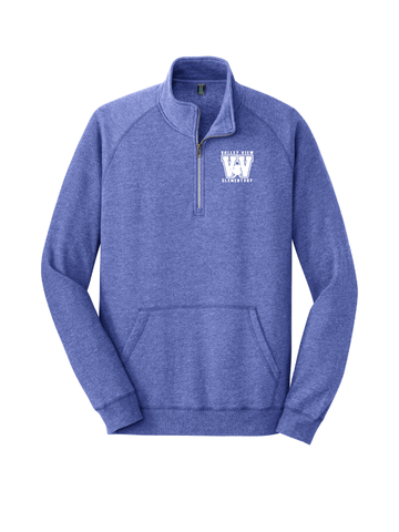 Valley View Adult Lightweight Fleece 1/4 zip