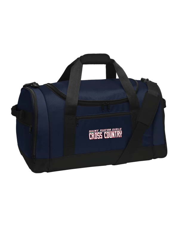 Saint Viator Girls Cross Country Duffel Bag