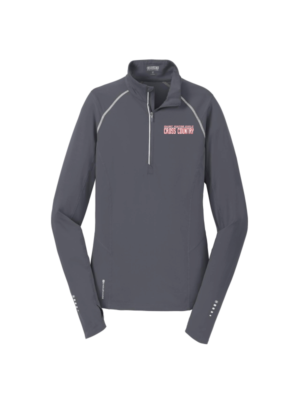 Saint Viator Girls Cross Country 1/4-Zip Pullover