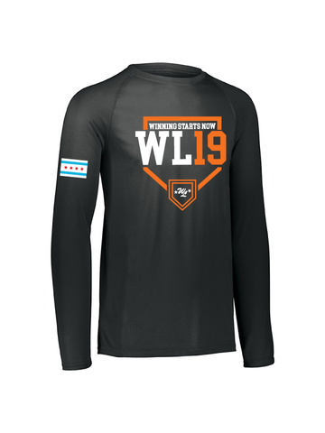 West Lawn Youth & Adult Long Sleeve Performance Tee
