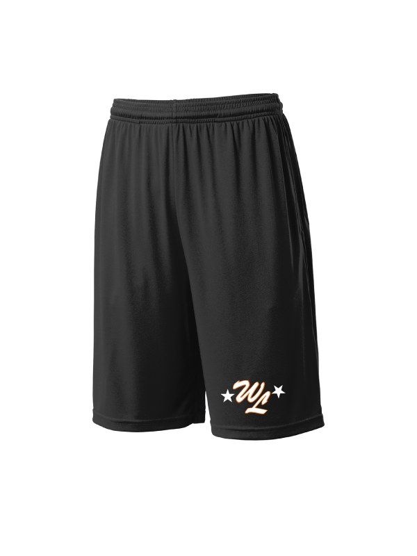West Lawn Adult & Youth Competitor Pocketed Shorts