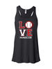 MBSA LOVE Ladies Tank